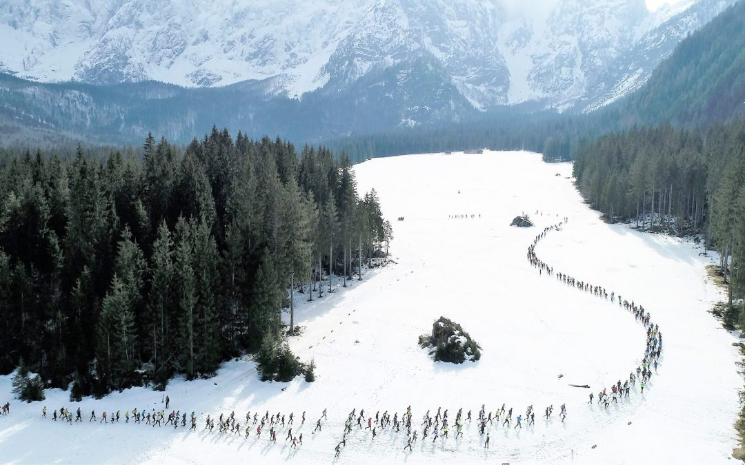 Tarvisio Winter Trail @ Laghi di Fusine