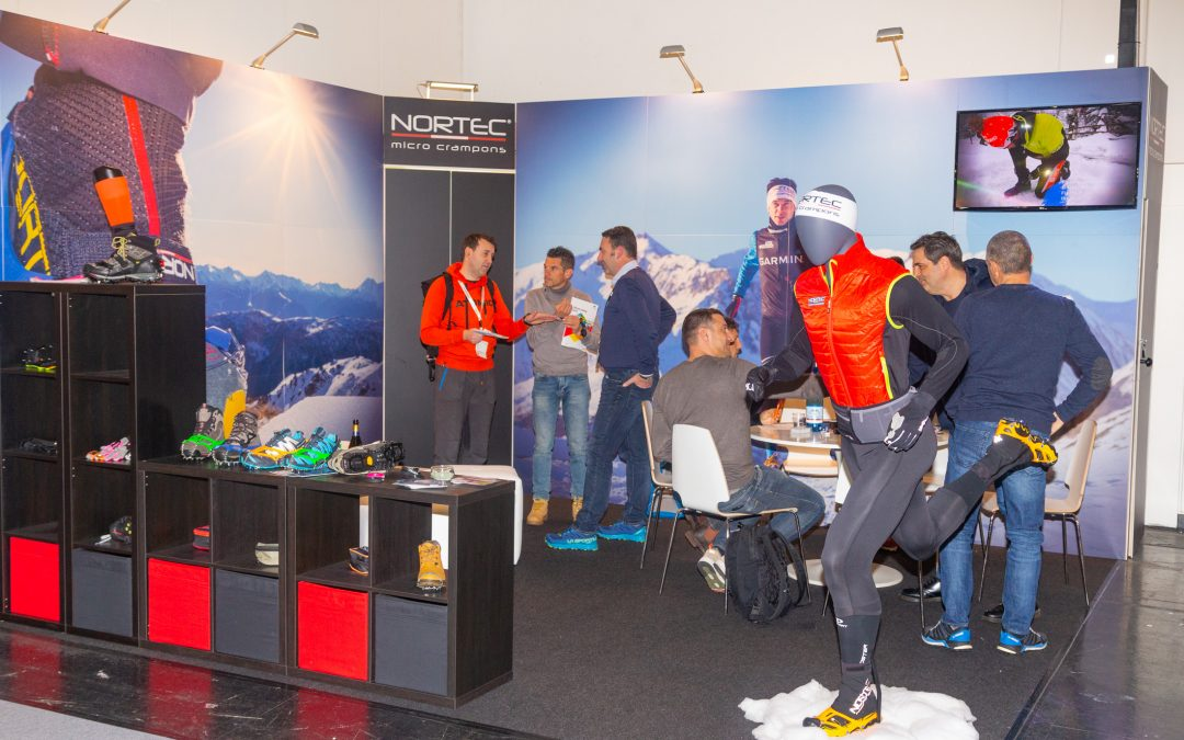 Greetings from ISPO!